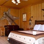 King room.  $145.00 per night for 2 people, and $10.00 for each additional person.