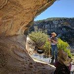 White Shaman Cave