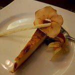 Sake Cheese Cake Dessert option - Winterlicious
