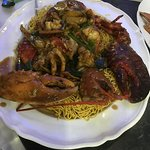 Amazing food!!! and the place is great. This lobster dish is the best! Well worth the prize and