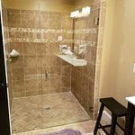 Violetta Suite - Very large shower