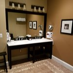 Violetta Suite - Nice size double sink