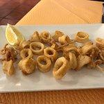 Best fried calamari I've ever eaten