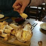 Perch & Pike Baked Camembert , great for sharing
