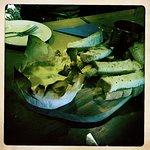 Perch & Pike Baked Camembert