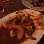 The spiced shrimp are amazing! Perfectly cooked and in a wonderful sauce with Old Bay. Very tast