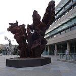 Escultura exterior