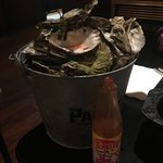 Oyster destruction is complete!