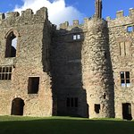 Great visit to Ludlow castle