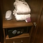 Wardrobe - King Executive Room