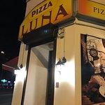 Pizza Luna Foto