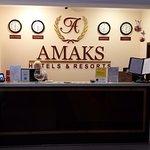 Foto de Amaks Park-hotel