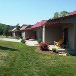 Santa's Lakeside Cottages foto