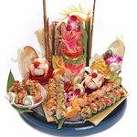 South Beach Lean Sushi as Art