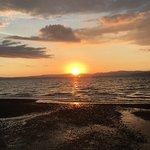 Saladero sunset