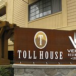 Toll House Hotel - Los Gatos - Signage