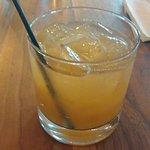 Cherry Tequila Sunrise