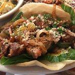 Cabo Fish Taco. Get the tuna tacos!