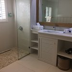 Large walk in shower room B13