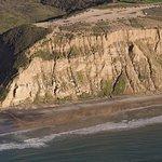 Cliffs near Torrey Pines