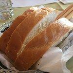 Bread plate