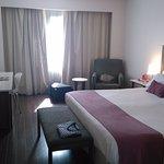 Confortable y limpia habitación