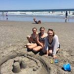 Beautiful day at Narragansett's Town Beach