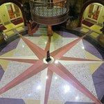 Lobby of the casino