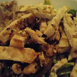 Nona's Salad with added grilled chicken