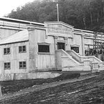 Waddamana Power Station, commissioned in 1916 and Hydro Tasmania's first power station