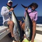 Double Tuna!