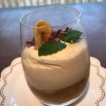 Banoffee Glass Dessert