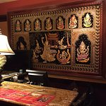 Thai tapestry
