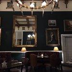 Acanthus Restaurant interior