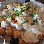 OMG Smothered Tots