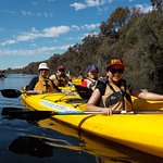 The amazing Canning River water ways