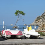 Paleokastritsa Beach Foto