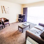 Two bedroom unit liounge