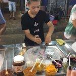 Dinh Cau Night Market Foto