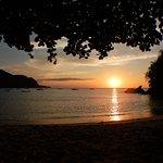 Castara Bay Sunset