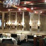 Magnolia's dining area