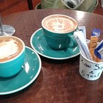 Coffee Trails Soy Coffees