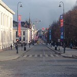 Photo of Karl Johans gate
