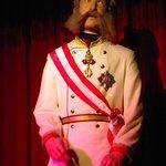 Fleißiger Kaiser Franz Josef