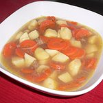 Finnish Vegetable Soup with Beef Base (Lunch Specials)