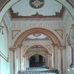Flight of steps with ornate archesseen from Durbar Hall