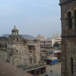 Another view Bhuj city from Clock Tower