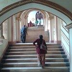 Flight of steps leading to Durbar Hall