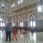 Impressive Durbar Hall