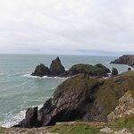 The Lizard and Kynance Cove Foto